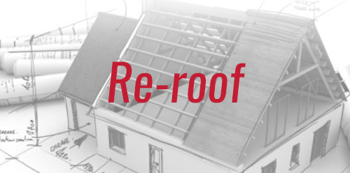 Residential Roofing Services Re-roof