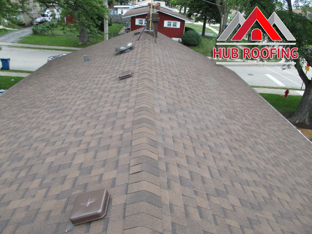 Residential Roof Repair Project 4