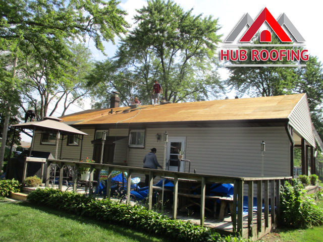 Residential Roof Repair 4